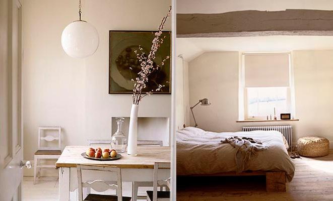 Bedroom dining room