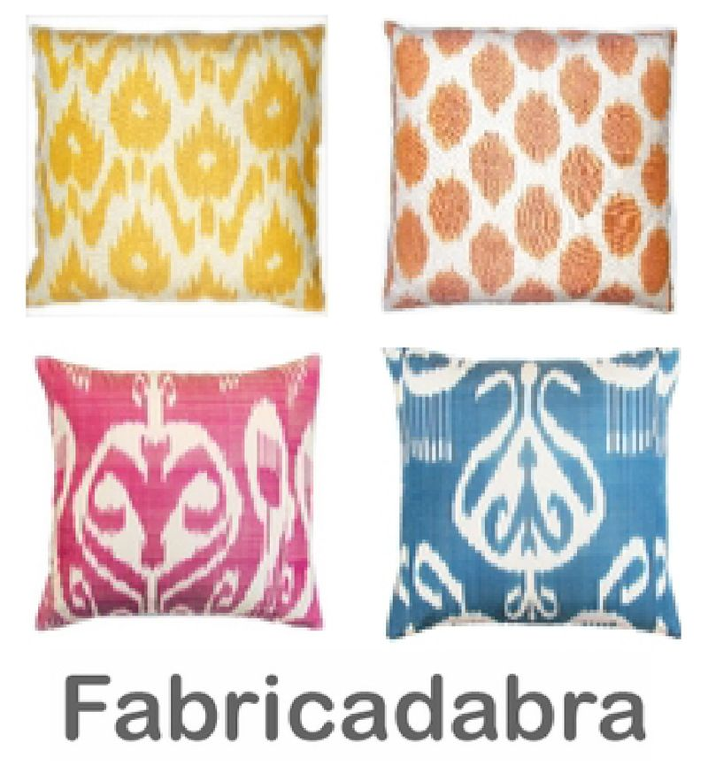 Pillows fabricadabra 2