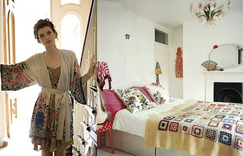 anthropologie outfit to room interior design fashion inspiration vintage.jpg