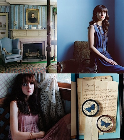 blue vintage inspiration board.jpg