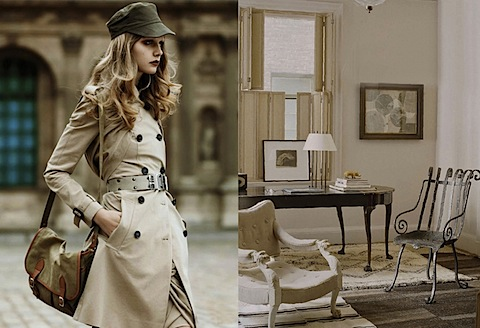 spring trends 2010 pastels military neutrals florals fashion inspiration board interior design 4.jpg