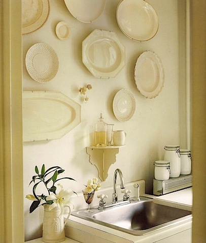 plate platter display wall hanging martha stewart collection.jpg