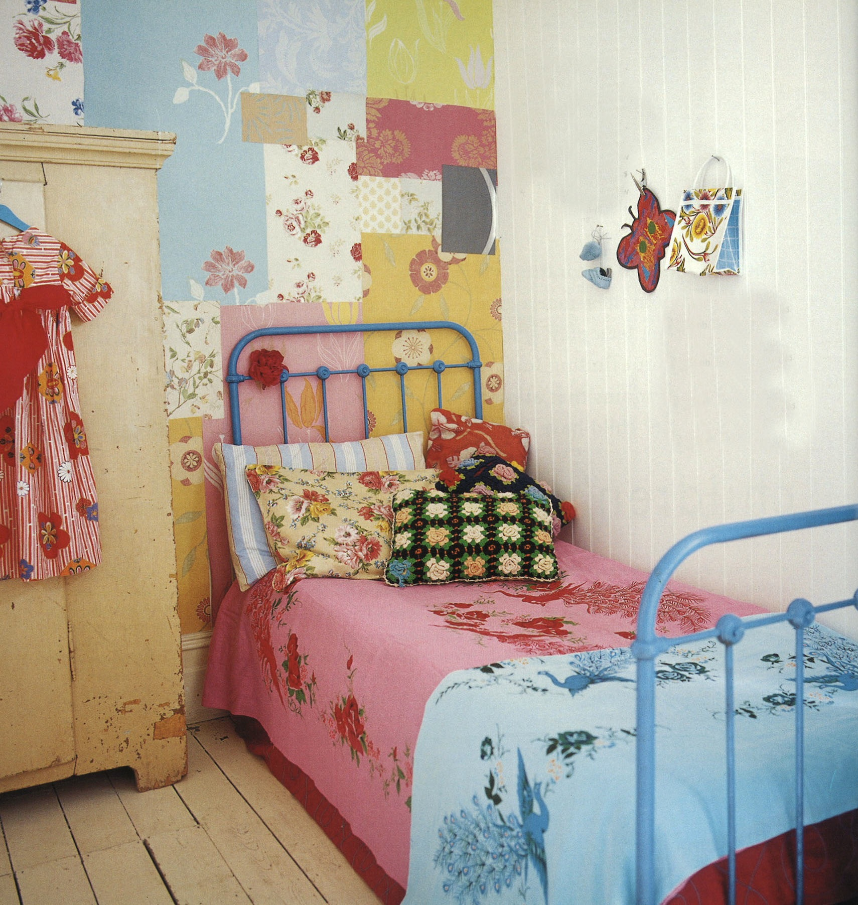 Chica Dormitorio Decoración Soluciones - Laura Ashley (Blog)