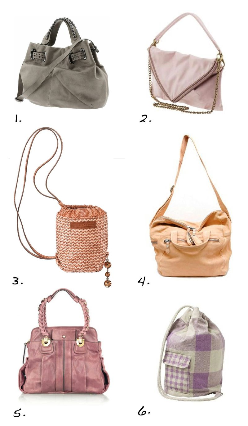 Spring bags purses inspiration bucket bag 2 hayden harnett sissi rossi marc jacobs woven backpack