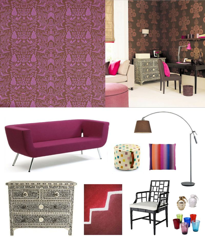 Wallpaper collective nethercote julia rothman