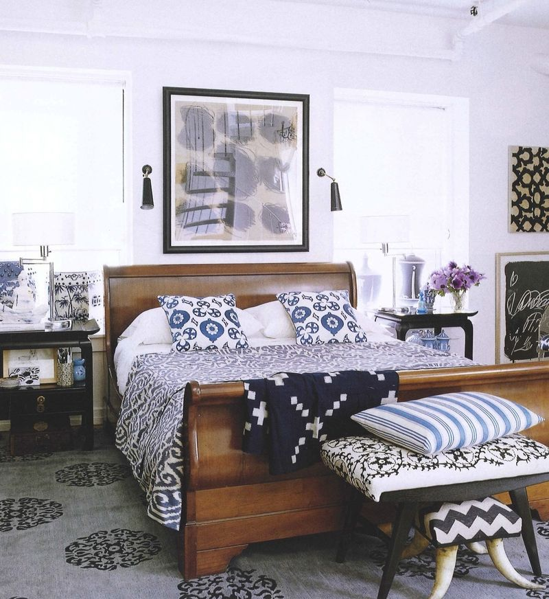 Ikat elle decor 2