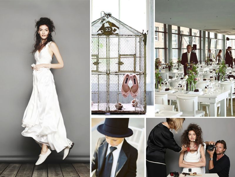 Gilt groupe wedding designer gowns bridal sale 2