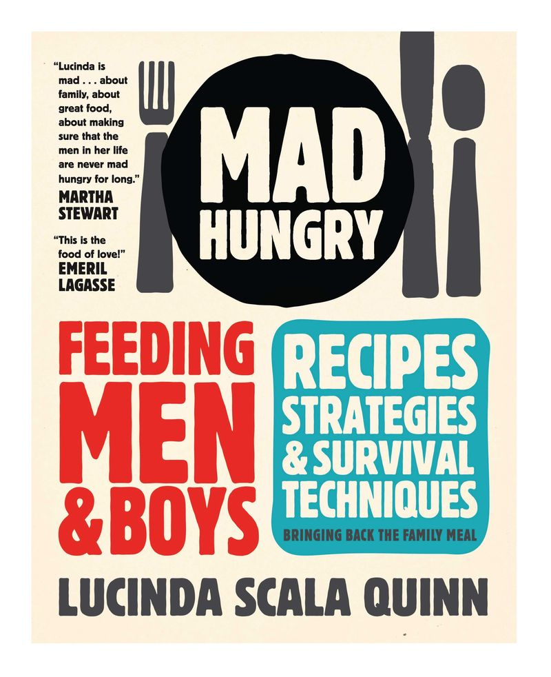 Mad hungry cookbook lucinda scala quinn 8 2