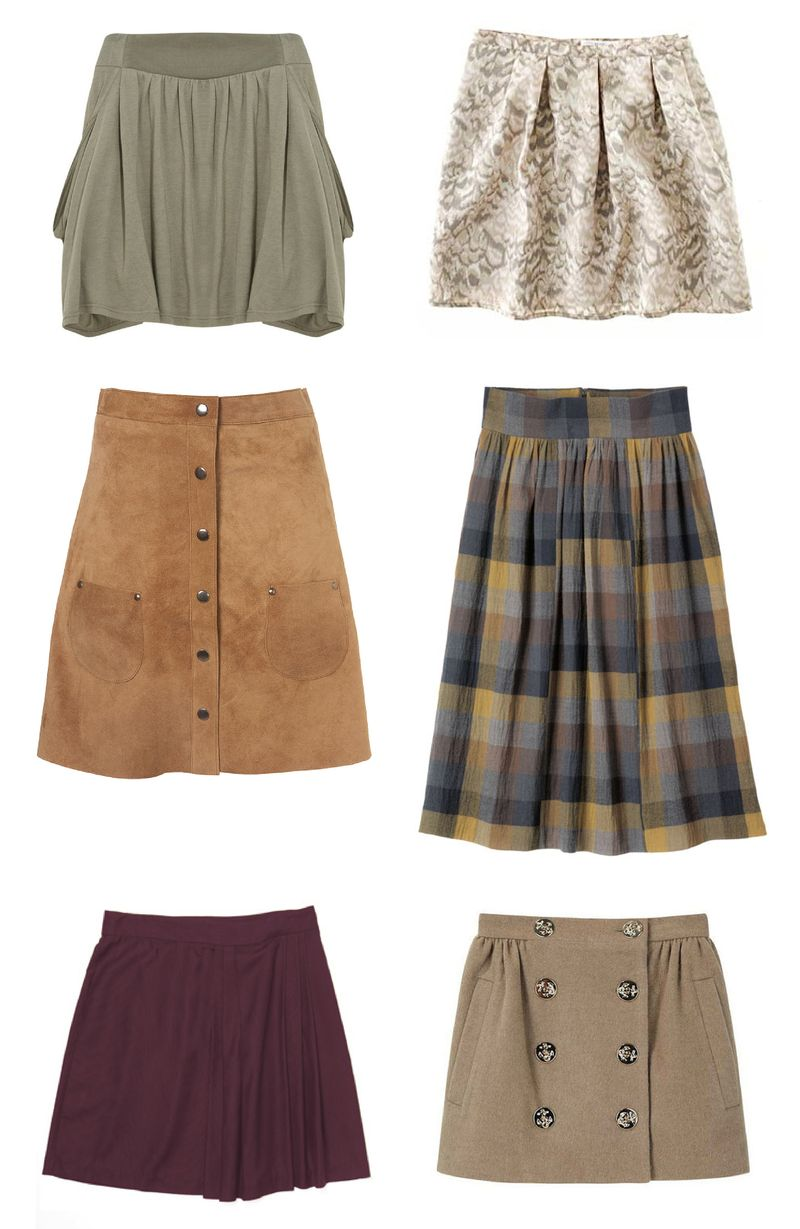 Fall skirts fashion j crew anthropologie 3