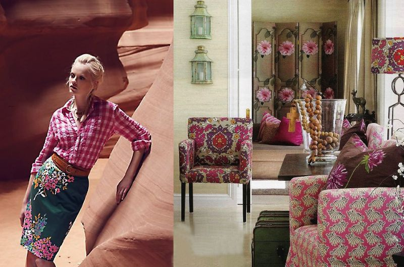 Anthropologie outfit to room april 2010 catalogue interior design inspiration spring 32