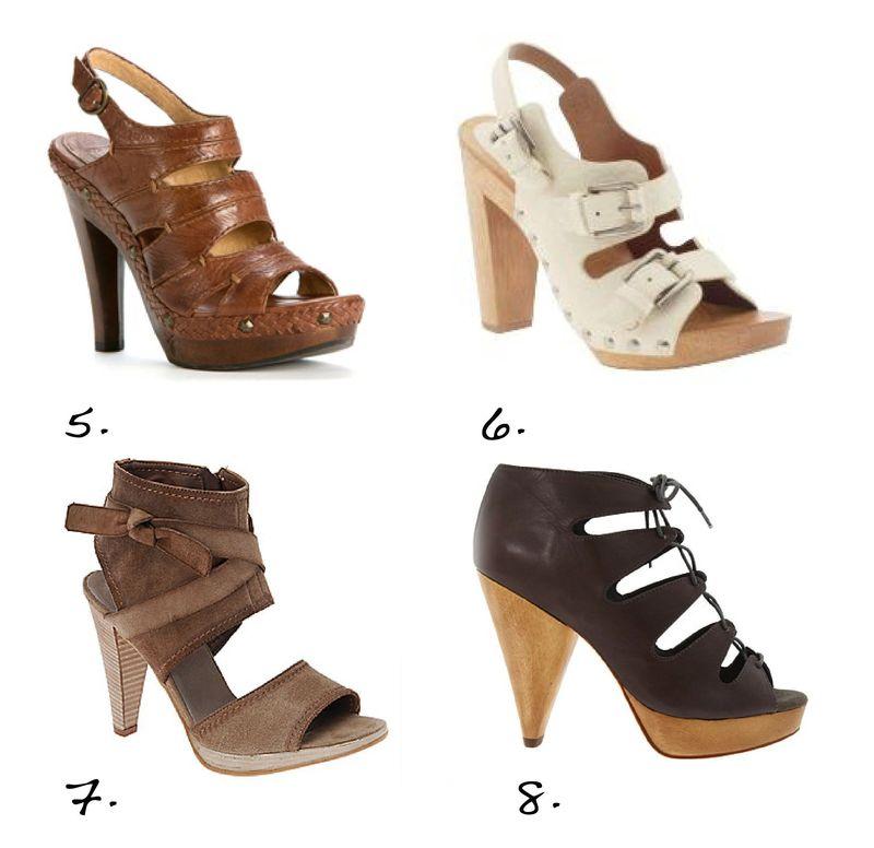 Spring 2010 sandals 3