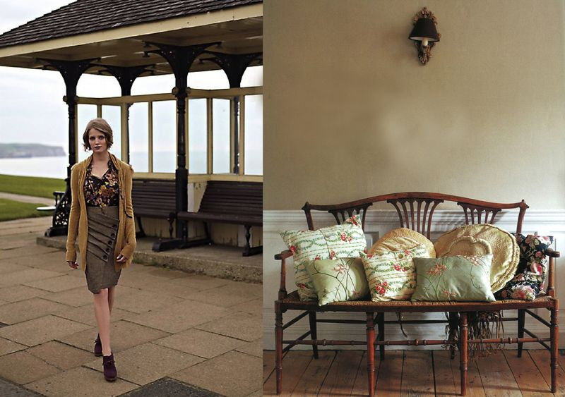 Anthropologie outfit to room august english style 1