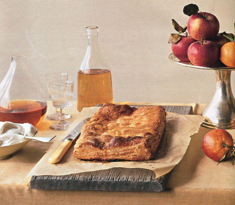 Martha stewart thanksgiving pie table top