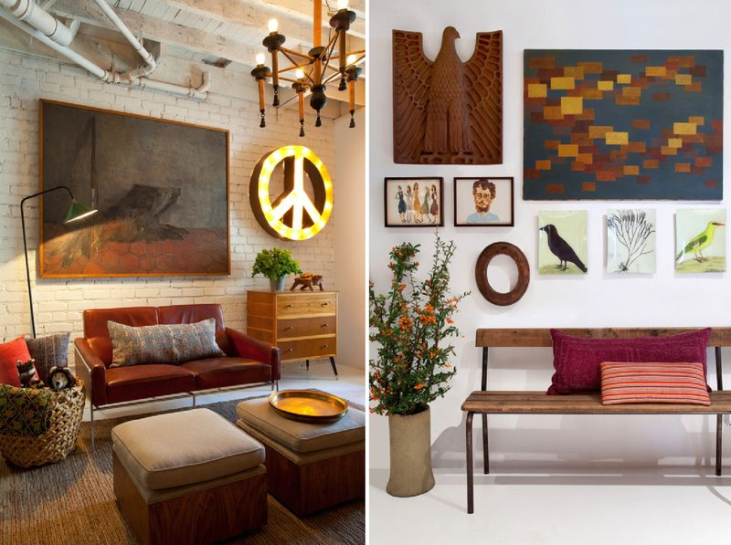 Rue magazine holiday interior design