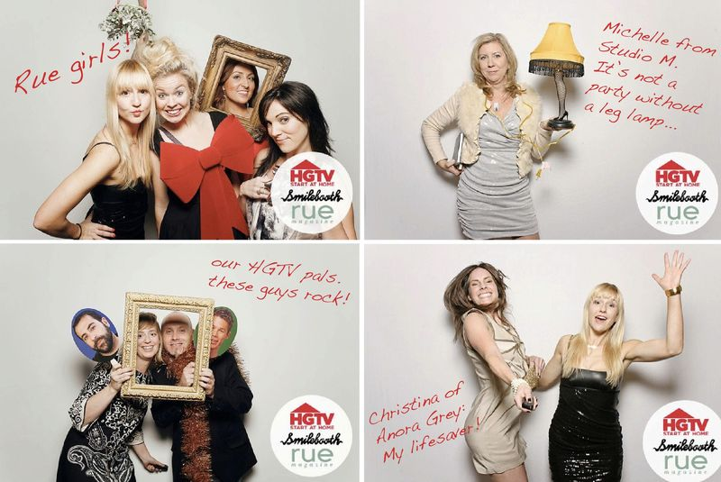 Rue lavish party smilebooth atlanta