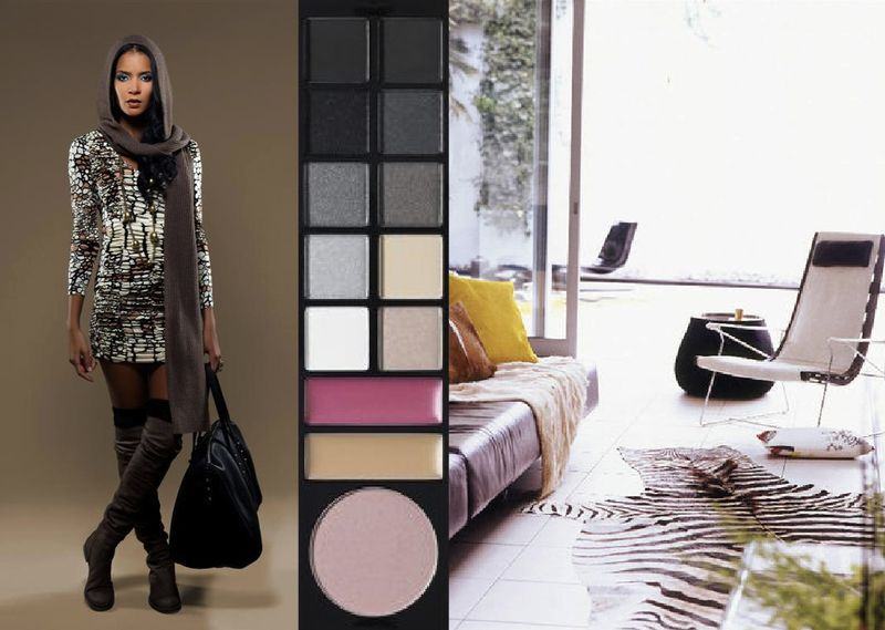 Shopbop sephora faces of fashion inspiration board interior design beauty magazine blog 3