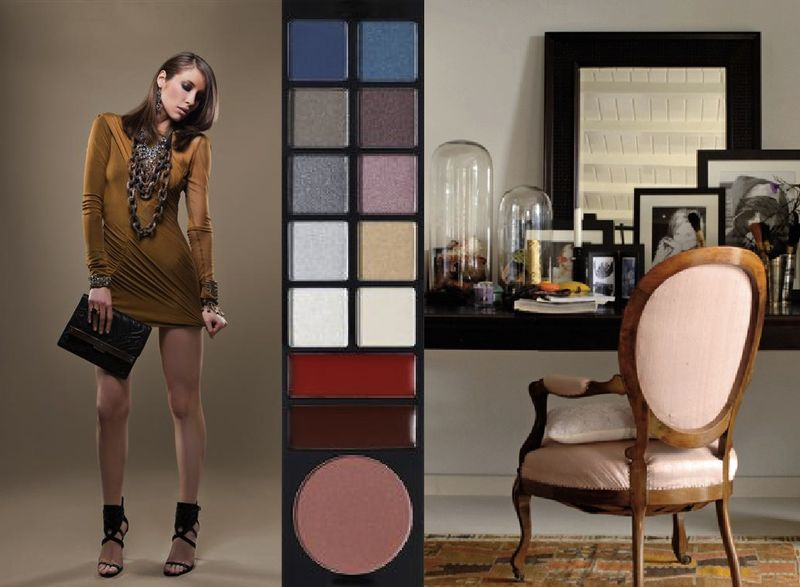 Shopbop sephora faces of fashion inspiration board interior design beauty magazine blog 4