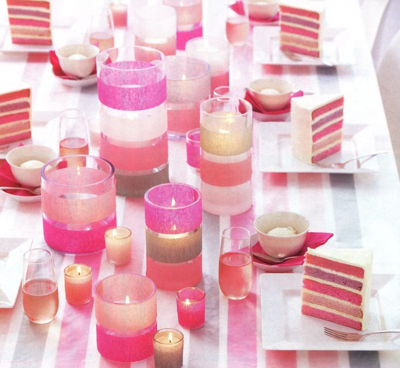 Martha stewart living party decorations