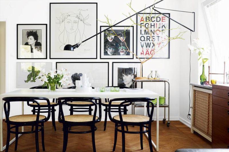 Black White Wood Inspiration