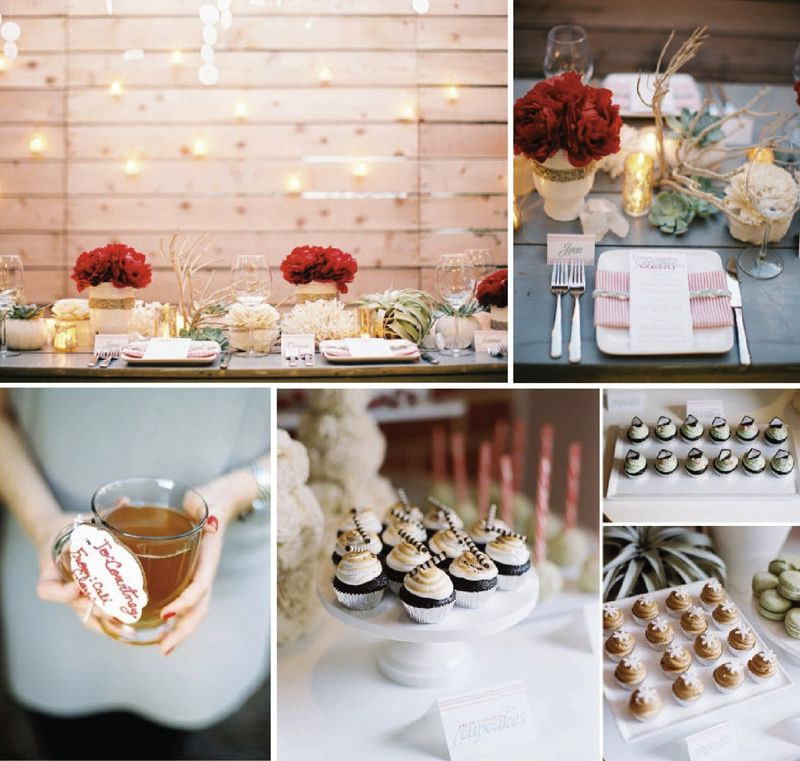 JL designs be inspired PR christmas inspiration board weddings beach 2