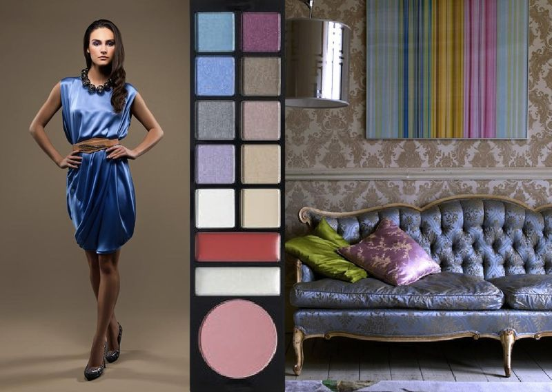 Shopbop sephora faces of fashion inspiration board interior design beauty magazine blog 2