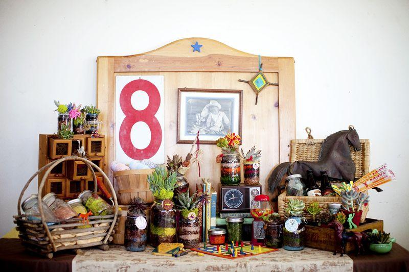 Rue magazine kimmel kids succulent plant craft