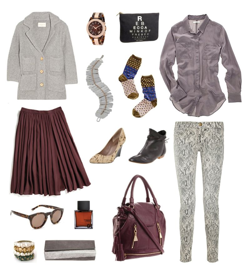 Fall fashion faves city sage