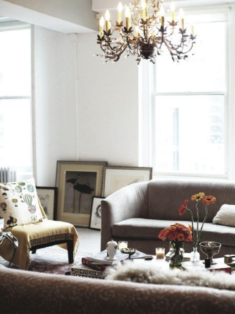 Rue anniversary andi potamkin living room chandelier