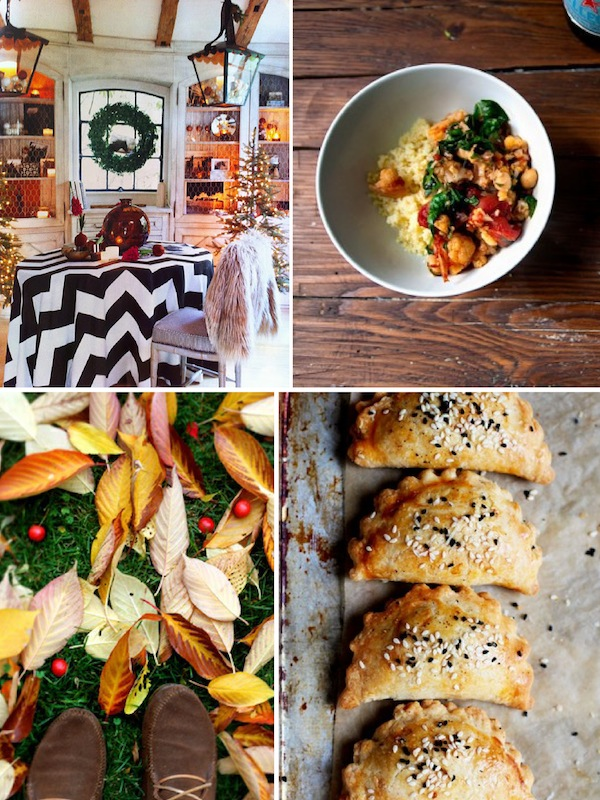 Holiday health coaching recipes