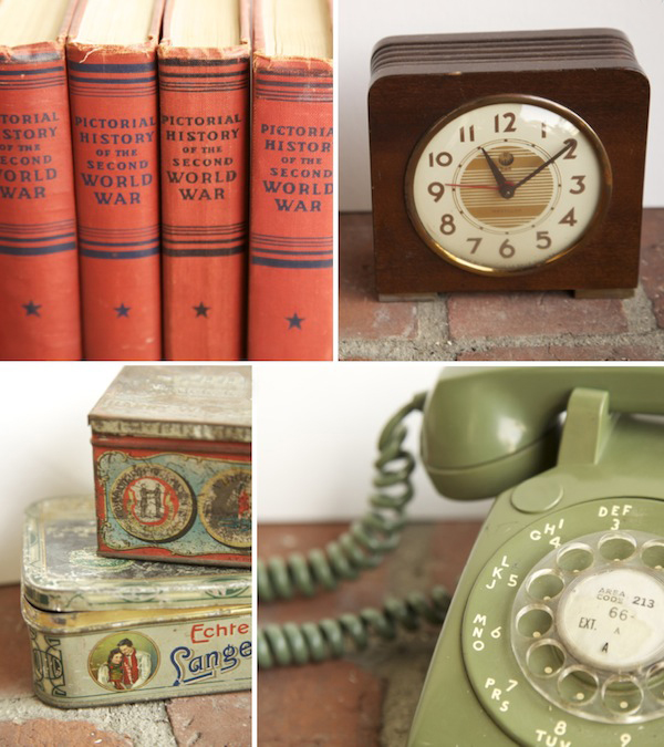 Props vintage phone books disregarden etsy