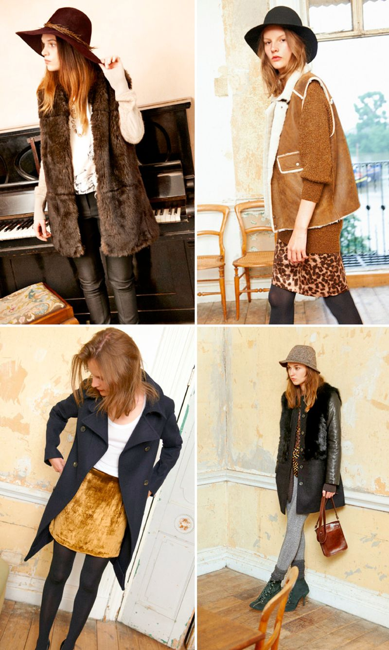 Club monaco fall 2 2011 lookbook 3