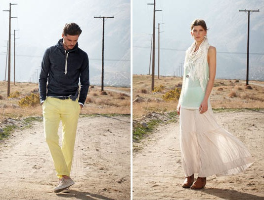 Club monaco spring 2012 city sage fashion collection 3