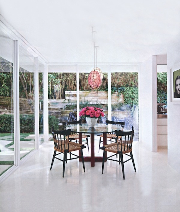 Instyle jaime king house dining room interior design