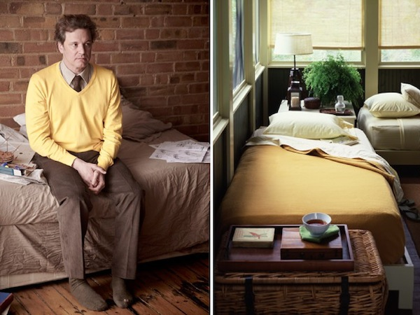 Outfit to room the city sage blog colin firth