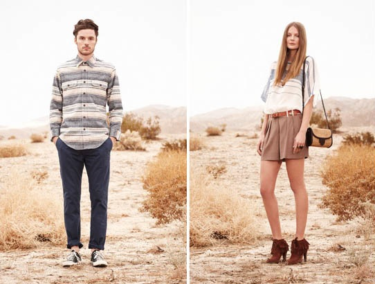 Club monaco spring 2012 city sage fashion collection 2