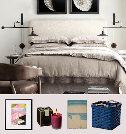 It\'s Here! Small Space Design from Restoration Hardware. - Anne Sage