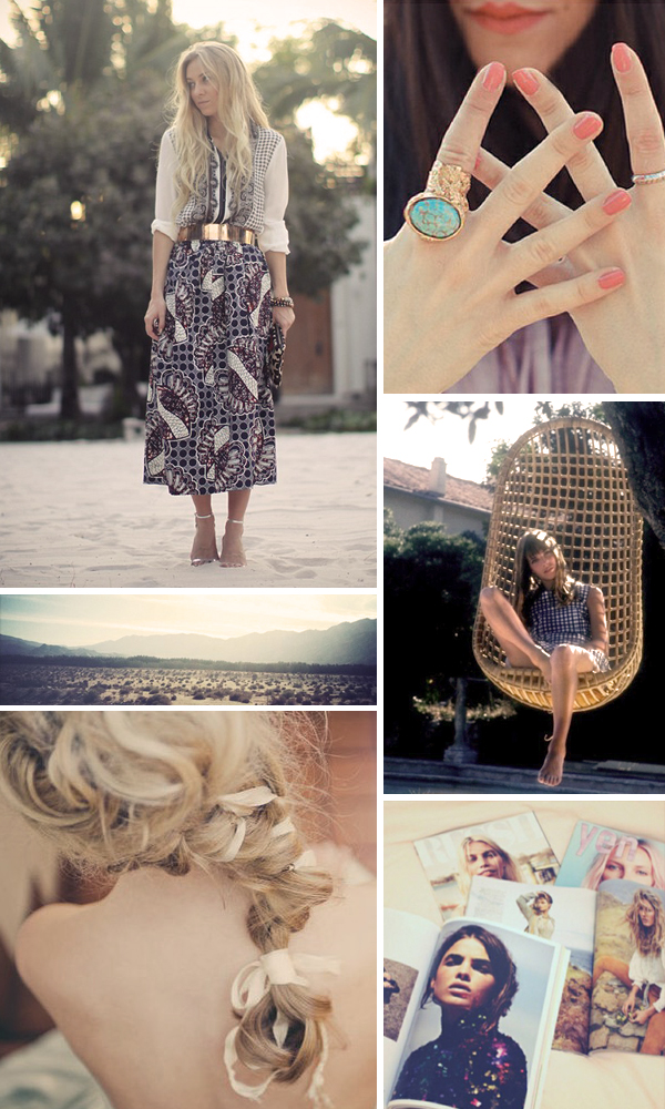 Summer-beauty-inspiration-board-