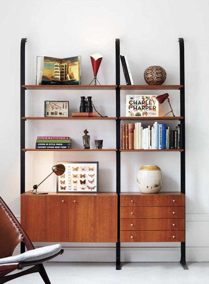 Midcentury bookshelf 2