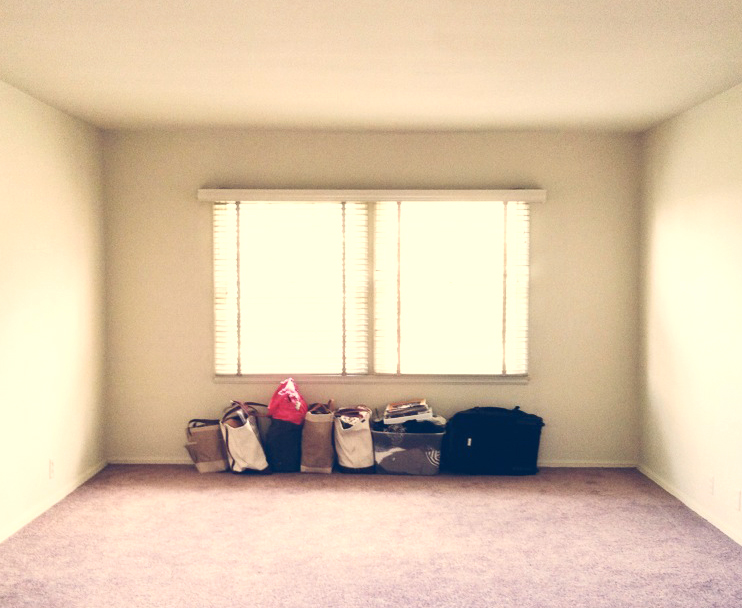 Moved-in
