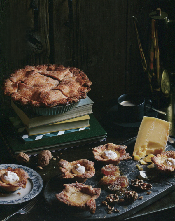 Martha stewart apple pie
