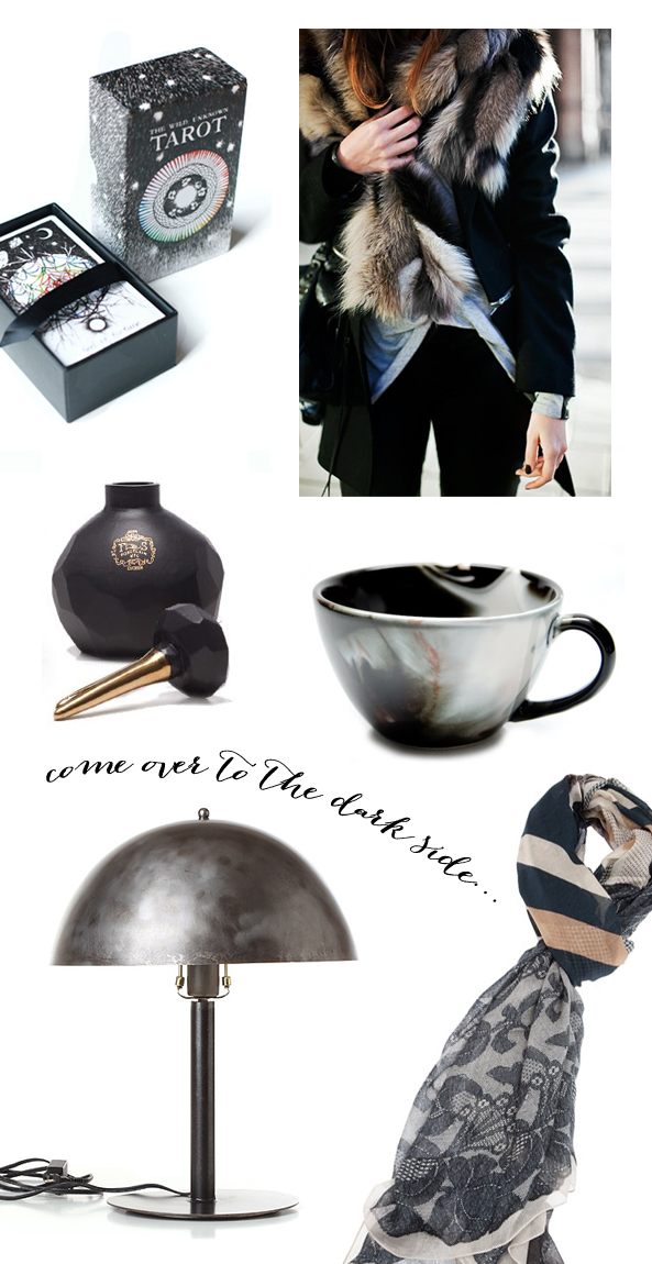 Dark-black-inspiration-board