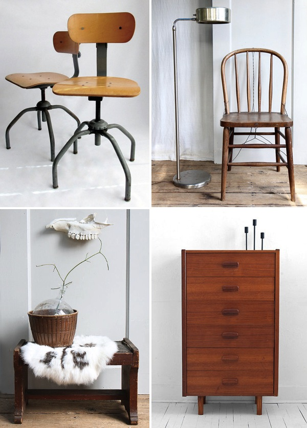 Vintage etsy furniture - Shopping For Vintage Furniture On Etsy - Anne Sage