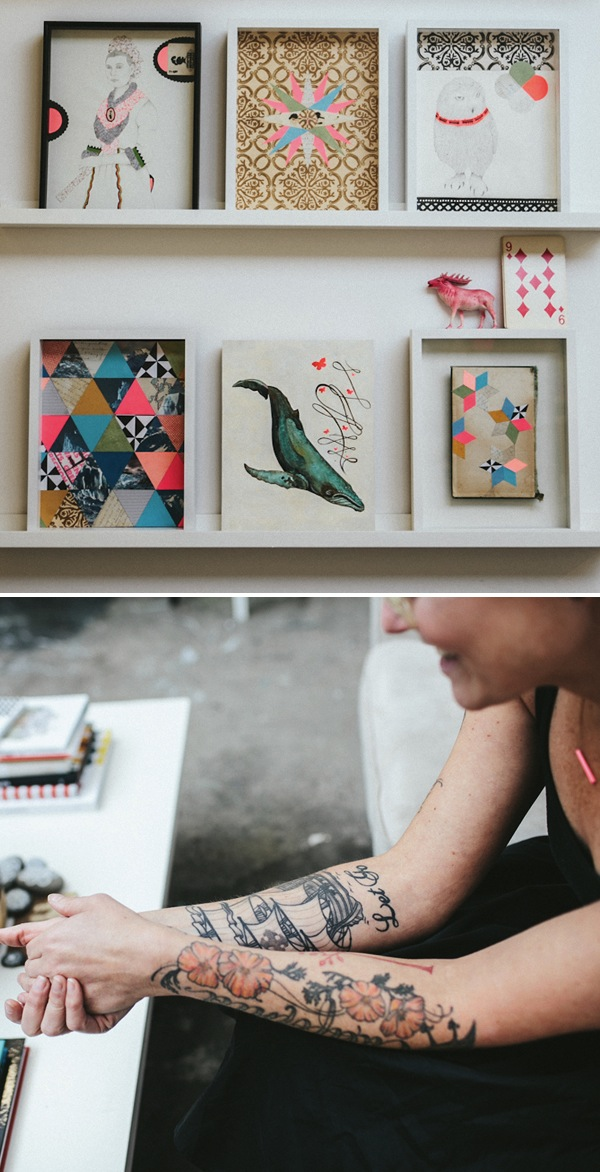 Lisa congdon studio + tattoos