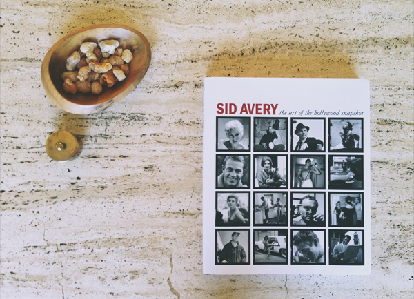 Sid avery coffee table book