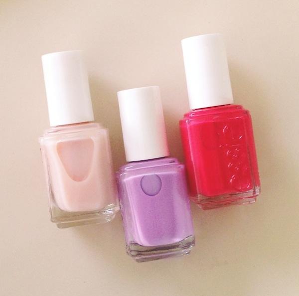Essie nail polish
