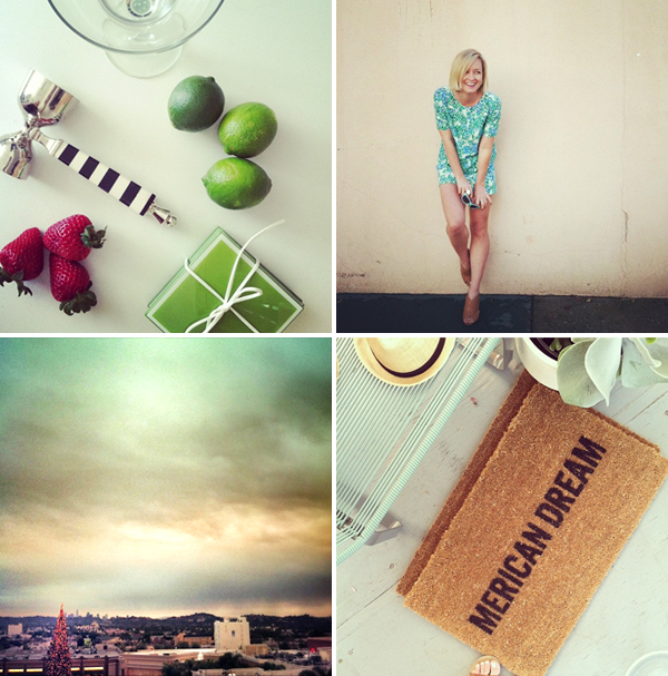 The effortless chic fashion instagrams