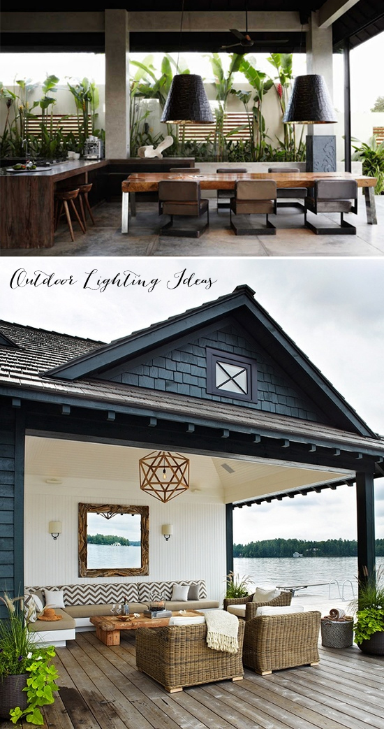 Outdoor Lighting Ideas for Summer