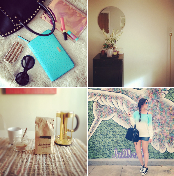The life styled fashion instagrams