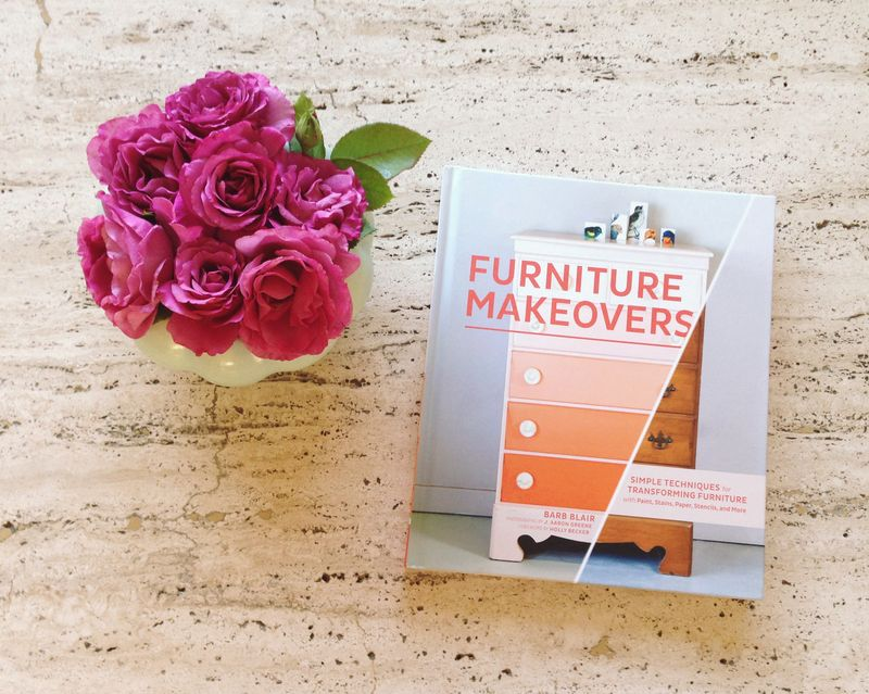 Furniture Makeovers Book