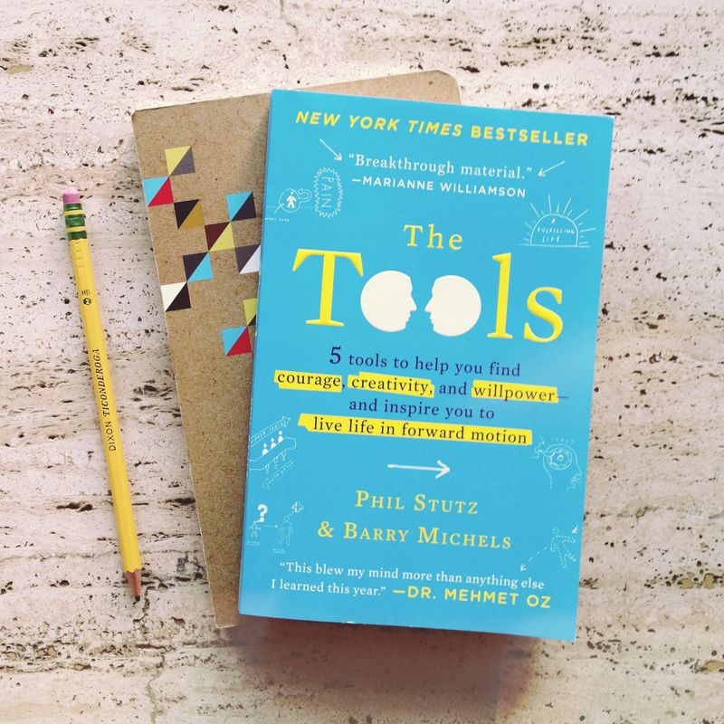 The tools book